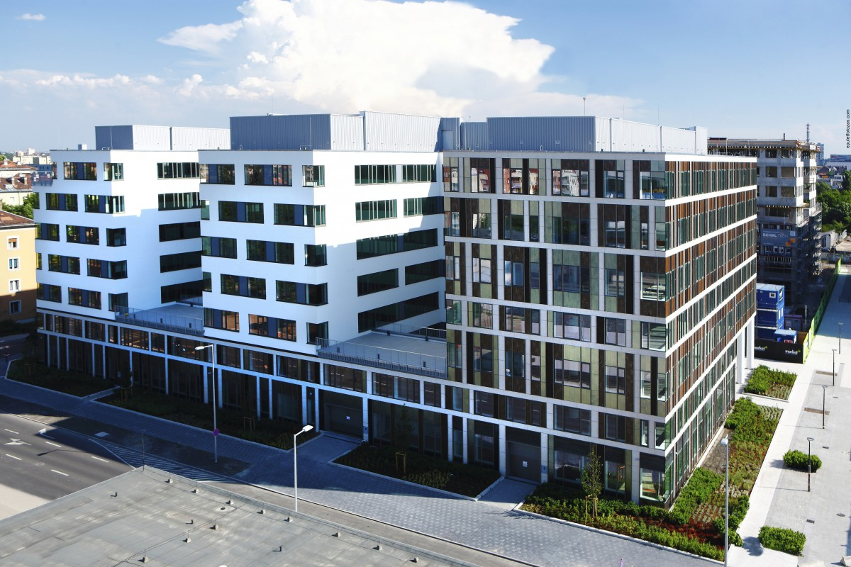 Real Estate Developer Atenor Hands Over Váci Greens Building 'D'