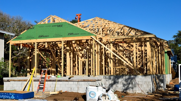 House Building Permit Issues Up More Than 20% In 2017