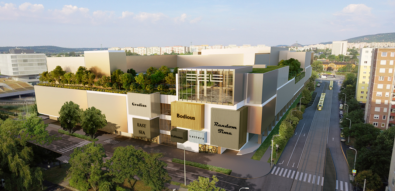New Etele Plaza Building Will Be Biggest Mall In Buda