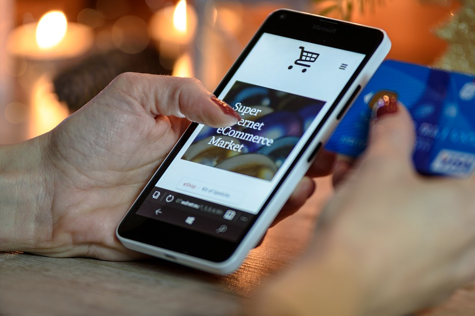 Mobile Platform Use On Rise Among E-Shoppers