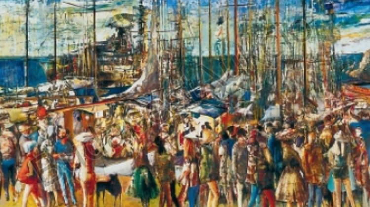 pierwsza stawka najnowszy projekt Gdzie mogę kupić Hungarian National Bank Spends HUF 320 Million On Paintings ...