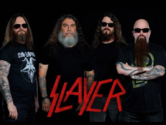 Slayer To Perform  In Budapest Next June