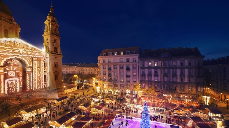 Budapest Christmas Market Voted 2nd Best In Europe