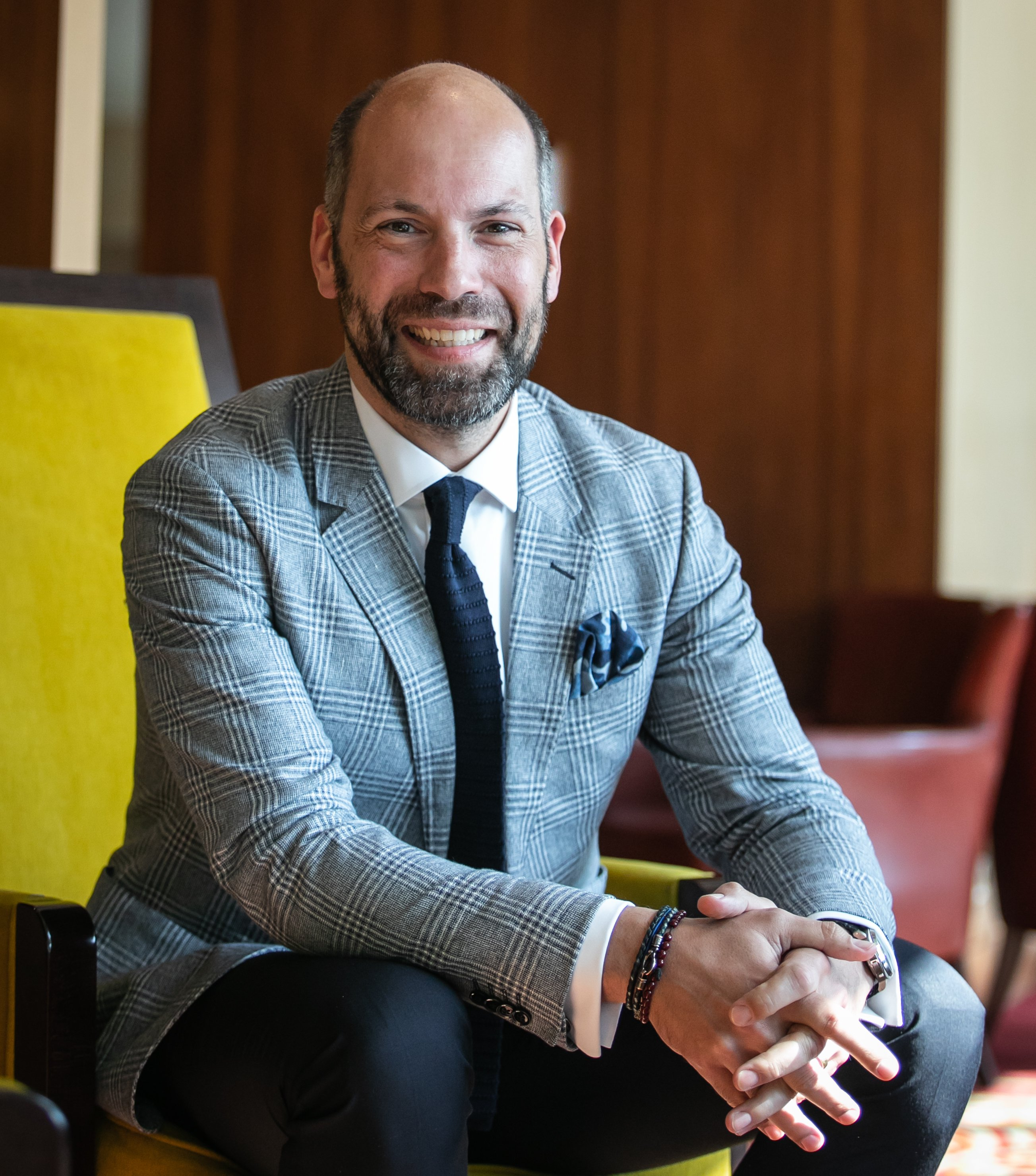 Marriott Appoints New GM In Budapest