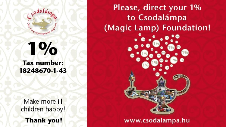 How To Help 'Magic Lamp Foundation' Help Sick Children