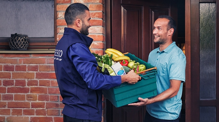 Tesco Extends Online Delivery To Balaton Area