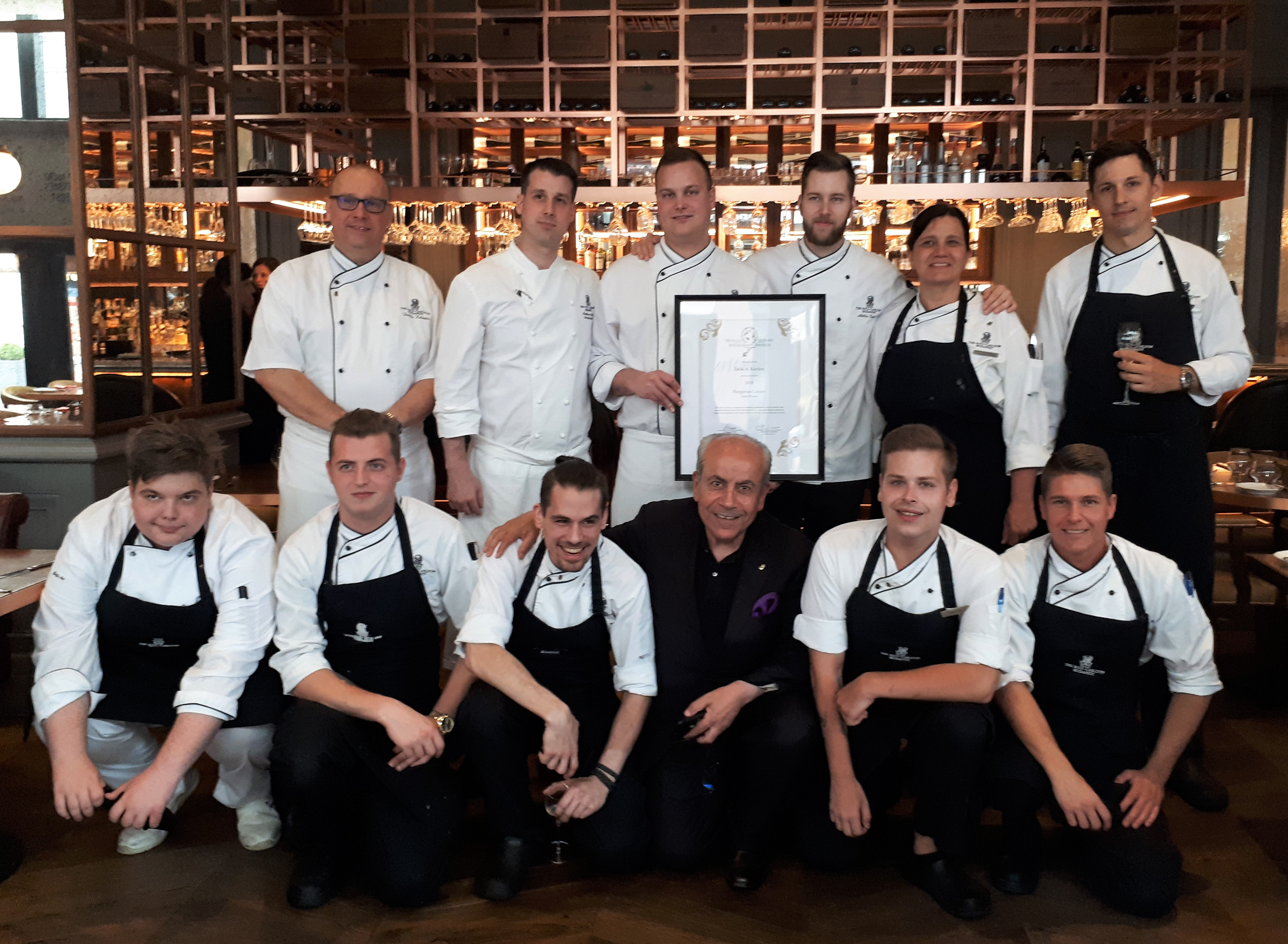 Deák St. Kitchen Wins Top 'Hungarian Cuisine' Award