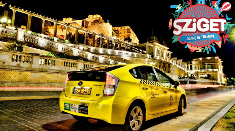 Enjoy The Ride To Sziget With City Taxi