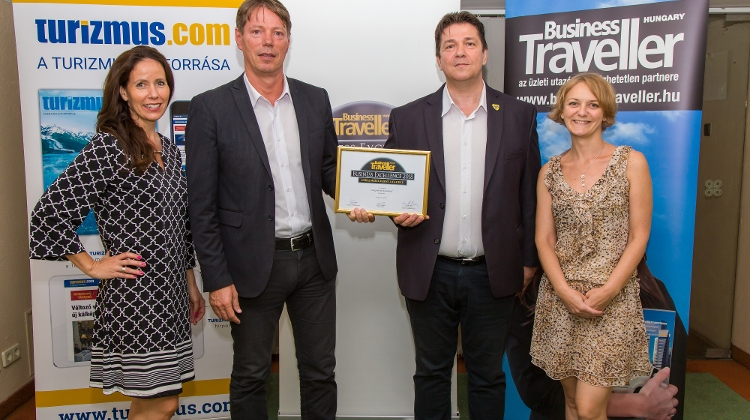 Hungarian 'Business Excellence' Award For Hertz Rent A Car