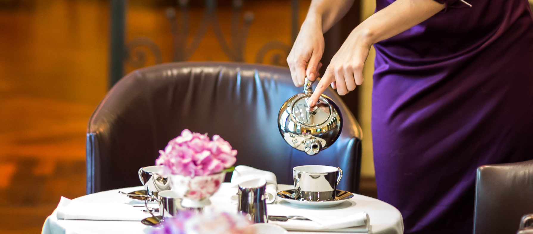 Afternoon Tea Time @ Corinthia Hotel Budapest