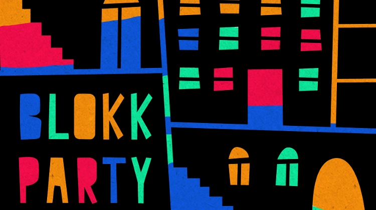 Blokk Party @ Brody Studios, 28 September