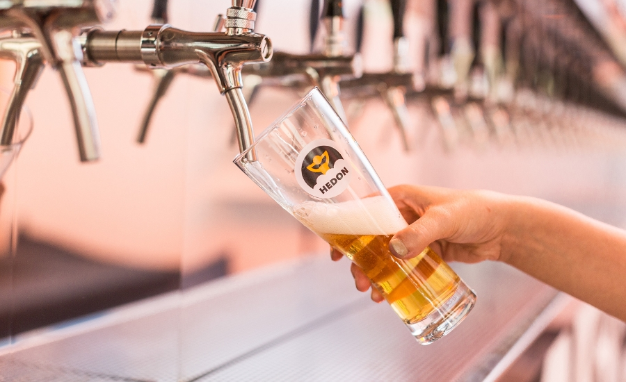 Free Beer For Expats @ Hedon's New Bazilika Taproom