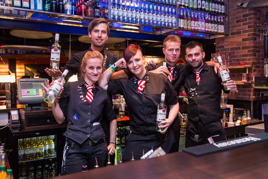 TGI Friday's World Bartender Championship, 6 September