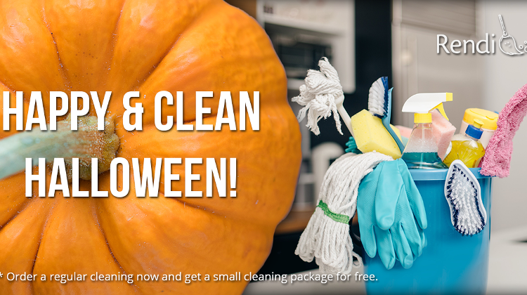 'Halloween Campaign' @ Rendi, 30 - 31 October