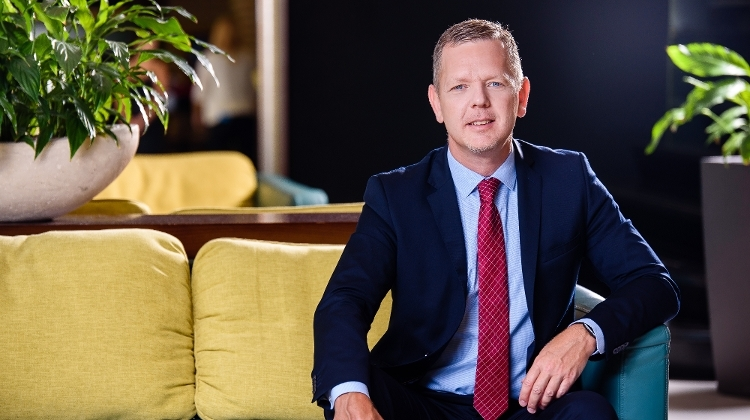 Marriott Welcomes New Market Director Of Sales And Marketing In The Budapest Cluster