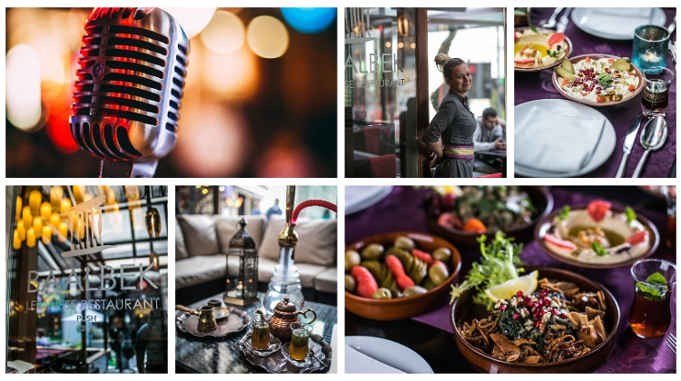 Middle Eastern Vibes At Baalbek Lebanese Restaurant Budapest, 16 November