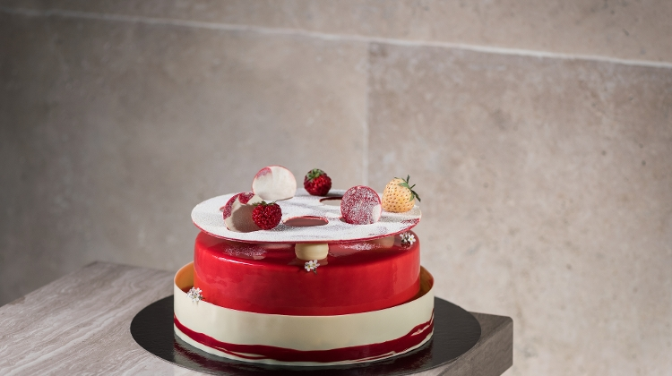 The Art of Cake: Cake @ Macaron Take Away, Kupola Lounge