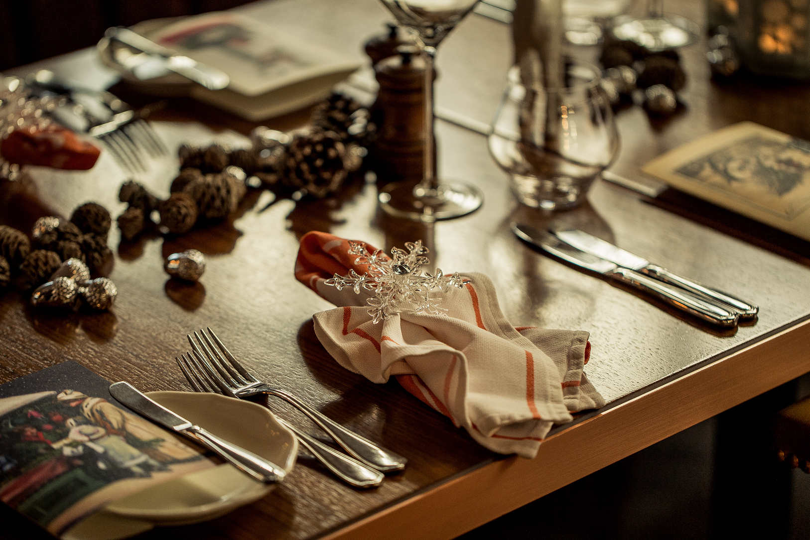 Festive Dining Events & Offers @ The Ritz-Carlton, Budapest