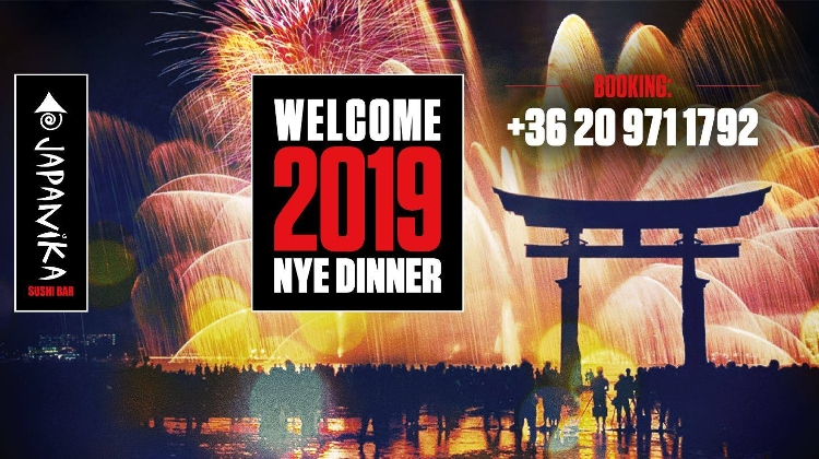 New Year's Eve In Japanika