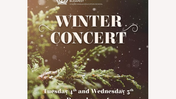 Winter Concert 2018 @ The British International School Budapest
