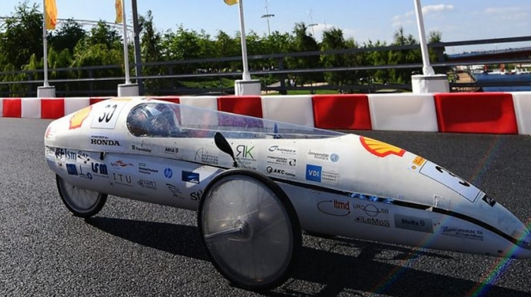 Video: Hungarian Students To Race In Energy Efficiency Marathon