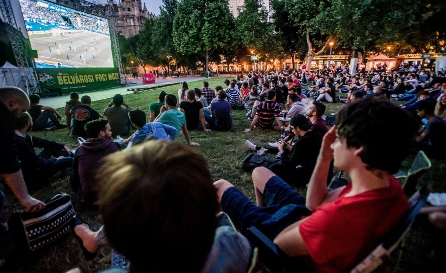 Where To Watch The World Cup In Budapest