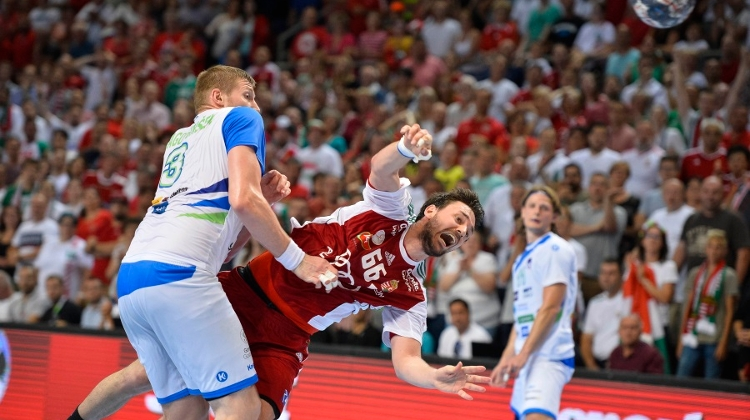 Hungary & Slovakia To Host Men's Handball Euro Championship 2022