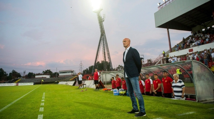 Expat Rossi Named New National Football Team Coach In Hungary