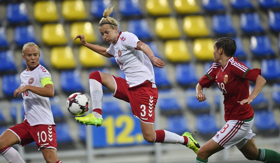 Hungary Marks Women's Football Day