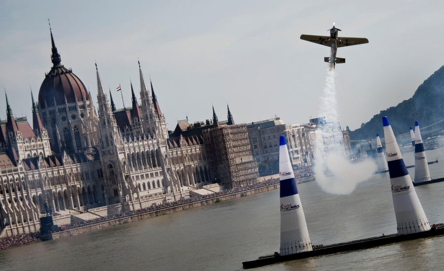Video: Air Race In Budapest, 23 – 24 June