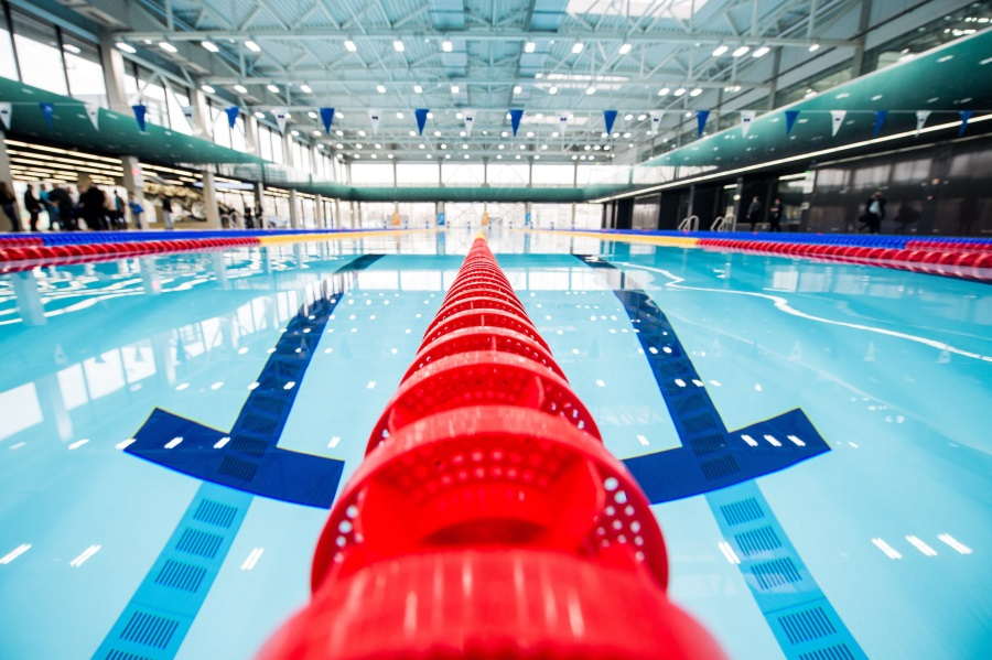Swimming Complex Opens To Public