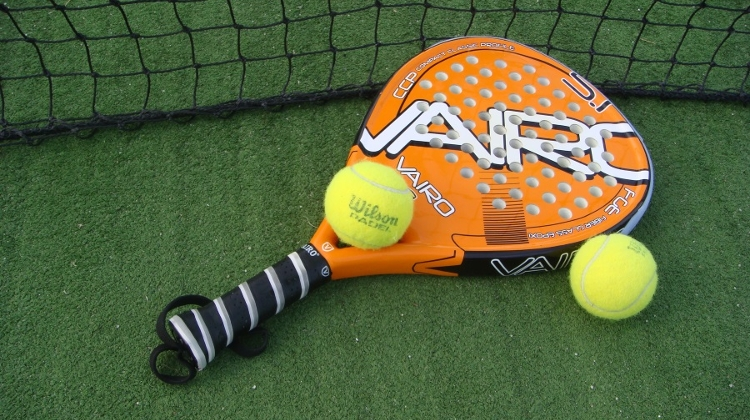 Hungary's 1st Padel Club Opens In Budapest