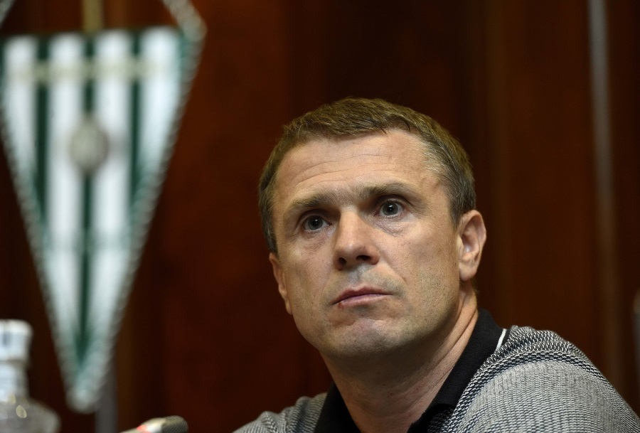 Ukrainian Legend Replaces Doll As Manager Of Ferencváros F.C.