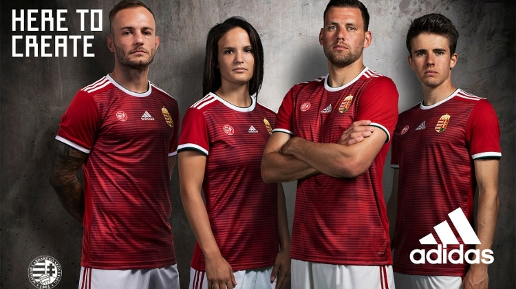 New Hungary National Team Kit Launched For Euro Qualifiers
