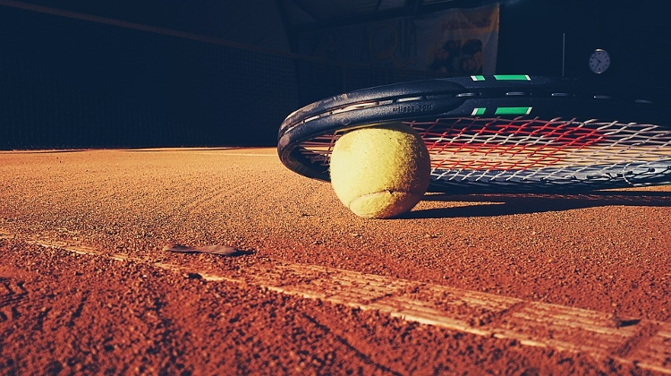 Hungary Angling For Tennis Tournament