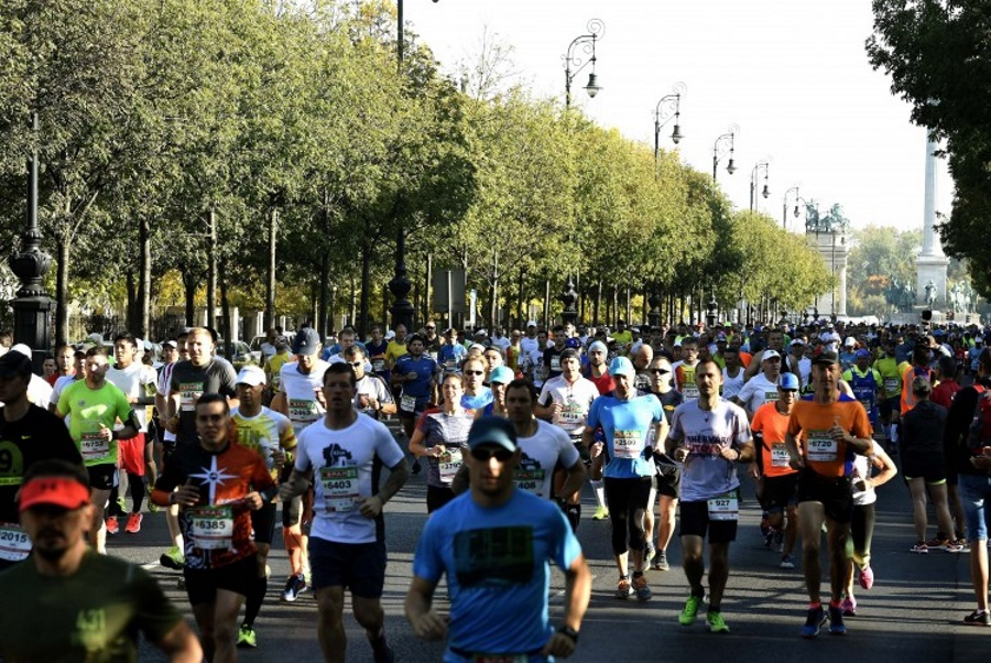 Budapest Marathon Expected To Draw 30,000