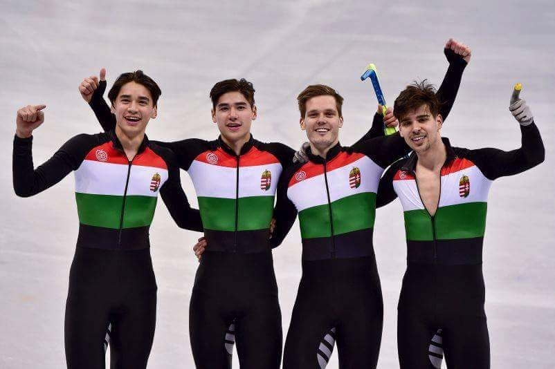 Hungarian Skaters Set World Record