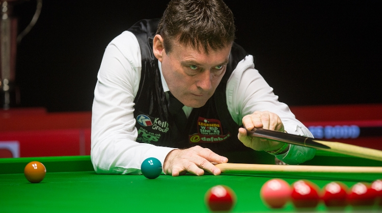 Saturday Snooker Gala: 'Whirlwind White v Magician Murphy'