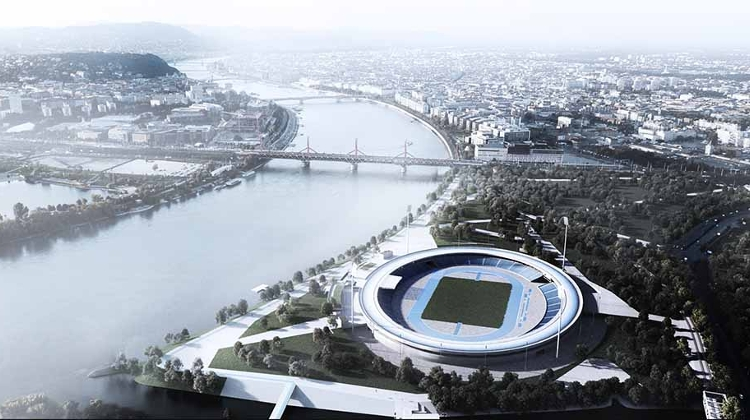 $19 Million Plan For New Sports Arena In Budapest