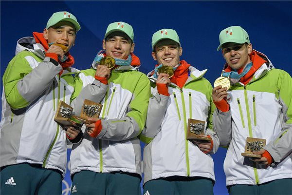 Local Opinion: Hungary Wins Gold Medal At Winter Olympics