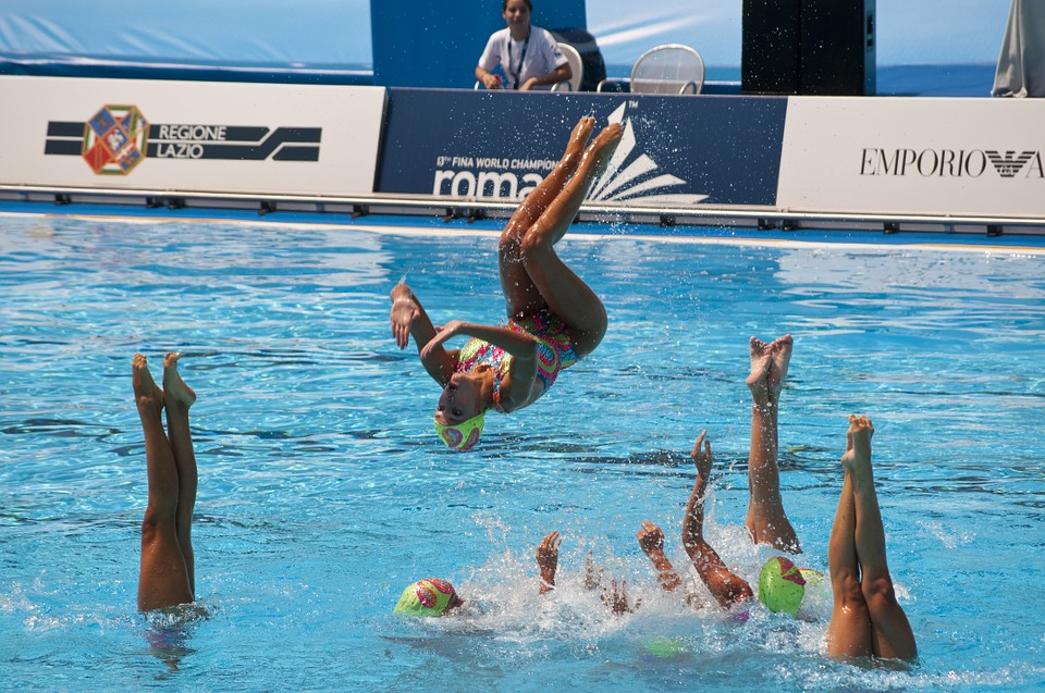 Video: FINA Artistic Swimming World Series In Budapest, 18-20 May