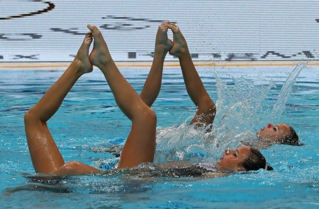 FINA Artistic Swimming Program In Budapest, 18 – 20 May