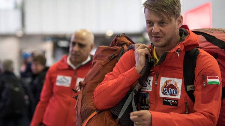 Hungarian Climber Csaba Varga Leaves For Kangchenjunga