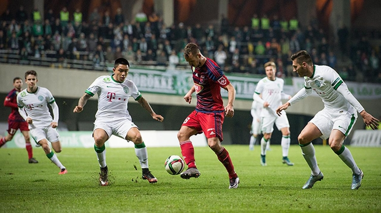 Ferencváros & Videoton Battle It Out At Top Of NB I