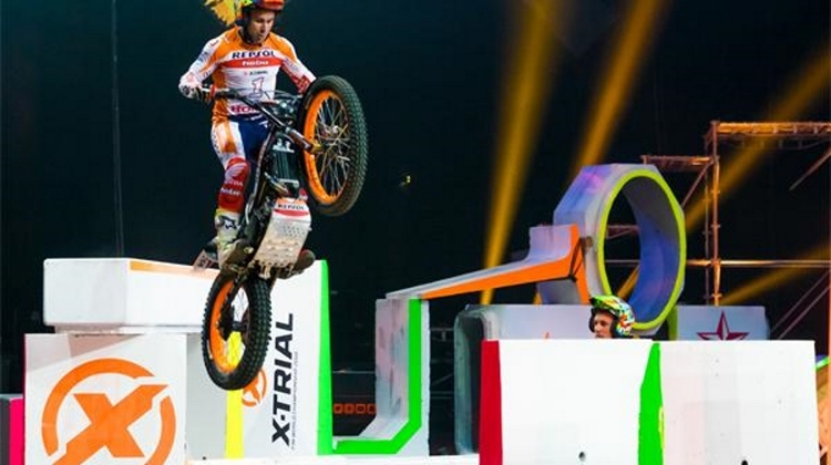 X-Trial World Championship Budapest