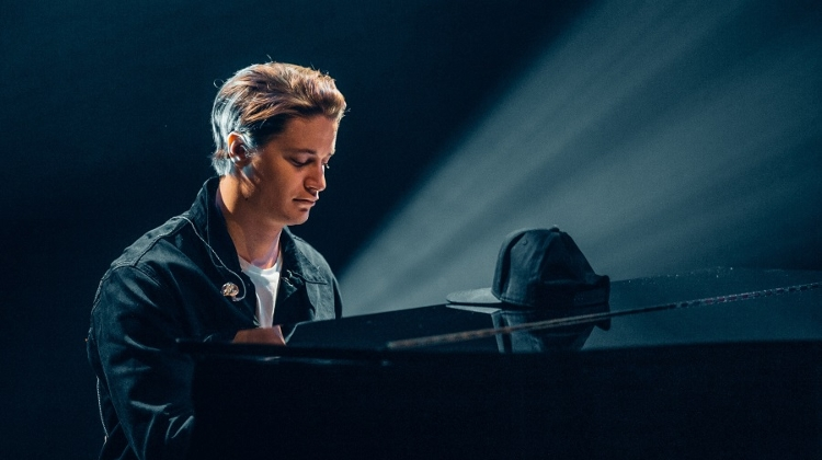 Video: Kygo @ Sziget Festival Budapest, 13 August