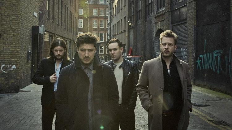 Mumford & Sons @ Sziget Festival, 11 August