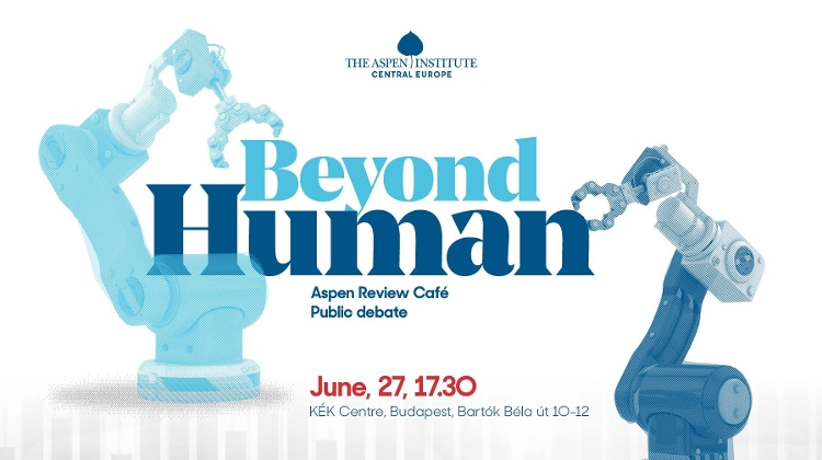 'Aspen Review Café: Beyond Human', Contemporary Architecture Center, 27 June