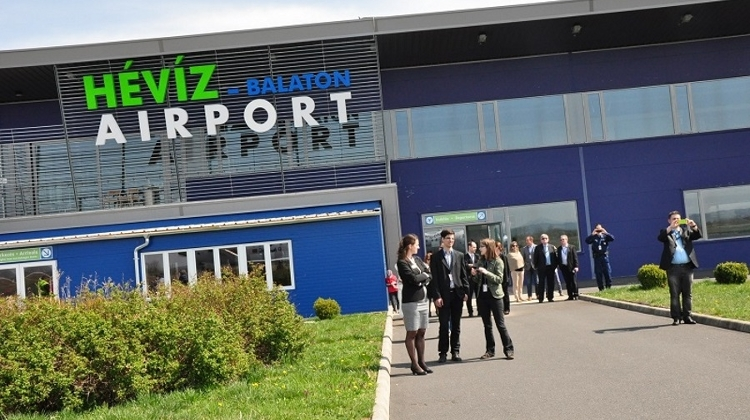 Balaton Airport Development In Bound