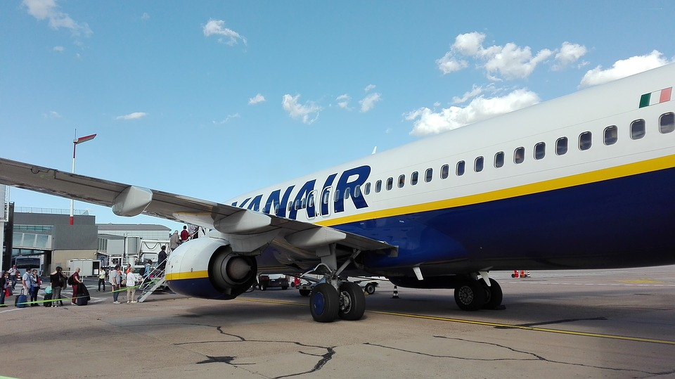 Gov't Office Launches Procedure Against Ryanair